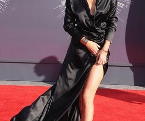 black dress, fashion, and kylie jenner image