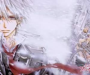 vampire knight, anime, and boy image