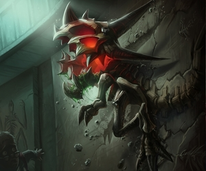 lol, skin, and league of legends image