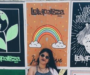 brasil, Lollapalooza, and me image