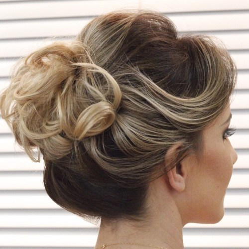 hairstyles, bun hairstyles, and bunhairstyles image