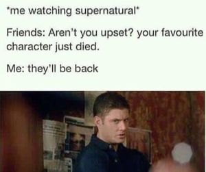 supernatural and dean image