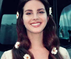 lana del rey, lust for life, and aesthetic image