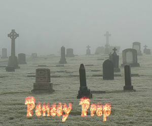 aesthetic, cemetery, and frank iero image