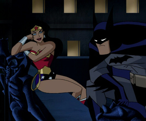 batman and wonder woman image