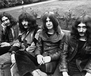 Black Sabbath and heavy metal image