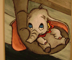 dumbo, disney, and cute image
