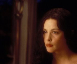 arwen, lord of the rings, and elf image