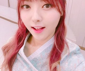 korean, kpop, and nayoung image