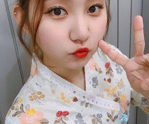 korean, pristin, and kpop image