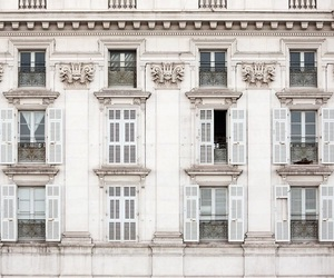 building, white, and architecture image