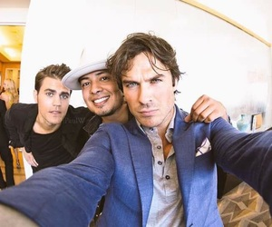 actors, boys, and ian somerhalder image