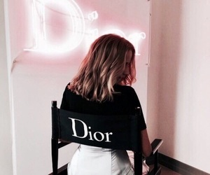 dior, fashion, and girl image