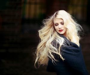 girl and beautiful image