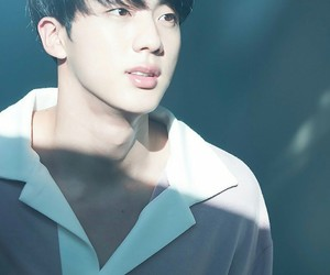 kim seokjin, bts, and bangtan boys image