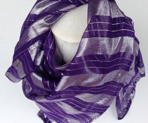 gift for mom, neck scarf, and gift for women image