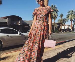 elsa hosk, fashion, and dress image
