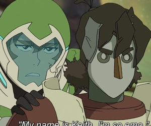 Voltron, keith, and vld image