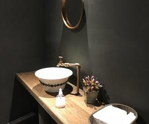 bathroom, beautiful, and decoration image