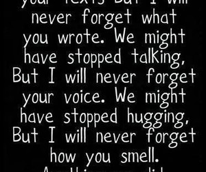 quotes, forget, and text image