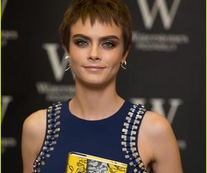actress, beauty, and cara delevingne image