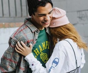 autumn, urban outfitters, and champion image