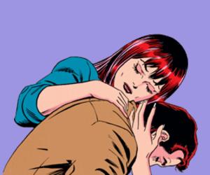 Marvel, spiderman, and mary jane watson image