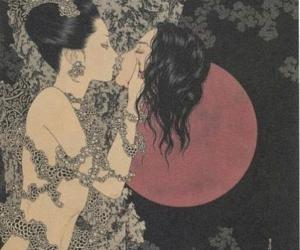 art, Takato Yamamoto, and kiss image