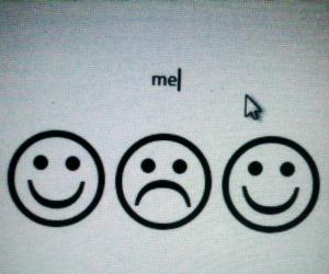 me, sad, and grunge image