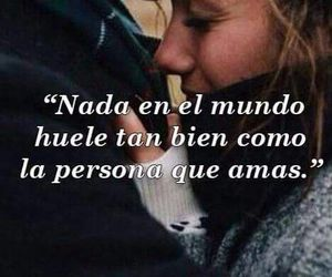 amor, frases, and nada image