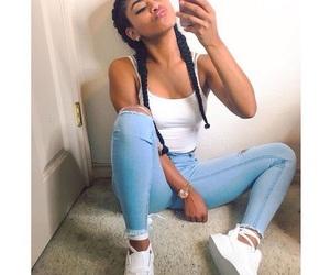 fashion, moda, and tumblr girl image