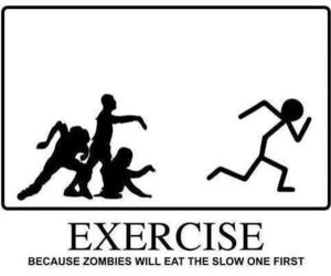 exercise, workout, and quotes image