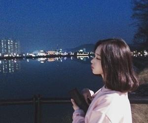 ulzzang, asian girl, and asian image