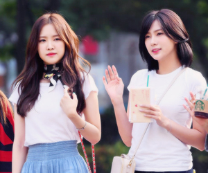 girls, hayoung, and apink image