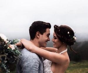 love, couple, and gabriel conte image