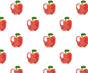 apple, wallpaper, and cute image