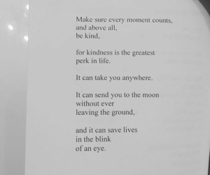 blink, kindness, and eye image