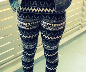 fashion, style, and leggings image