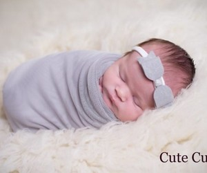 baby headbands, baby hair accessories, and baby girl accessories image