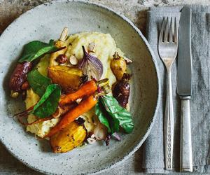 carrot, mash, and mustard image