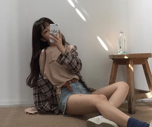 aesthetic, style, and girl image