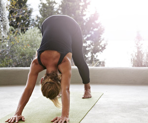 fitness and yoga image