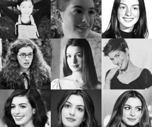 Anne Hathaway, celebrities, and anne jacqueline hathaway image