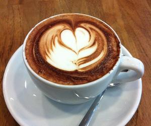 art, coffee, and barista image