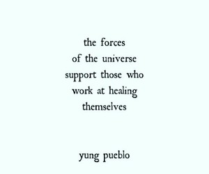 FORCES, heal, and selflove image