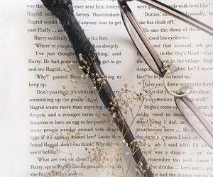 aesthetic, book, and harry potter image