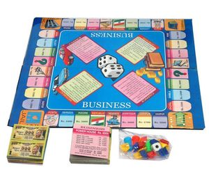 board game and business image