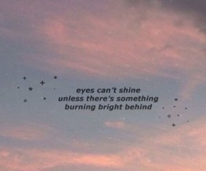 wallpaper, quotes, and sky image