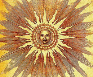 sun and hippie image