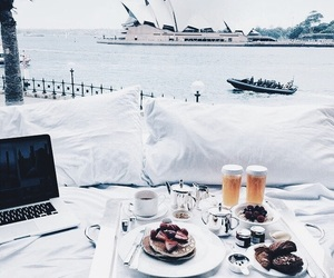 food, travel, and breakfast image